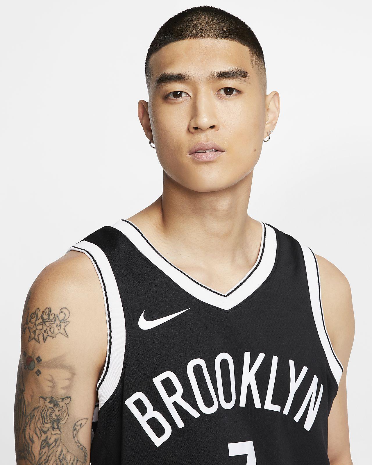 Kevin Durant Nets Icon Edition Nike NBA Swingman Jersey