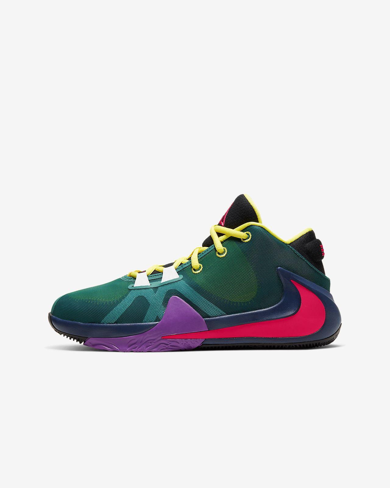 Freak 1 1/2 Older Kids' (Boys') Basketball Shoe