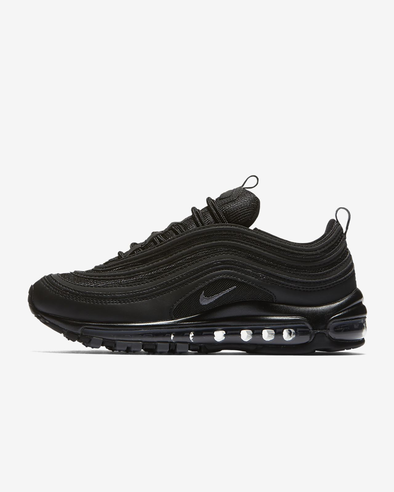 nike air max 97 womens grey and black
