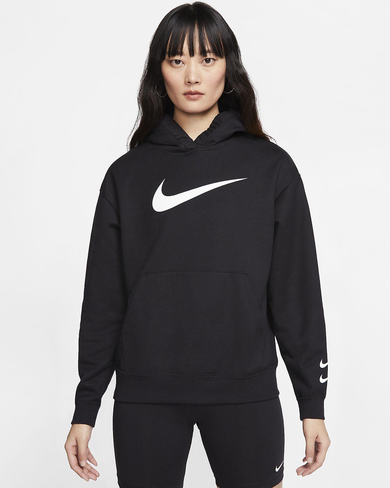 Sweat à capuche Nike Sportswear Swoosh pour Femme. Nike FR