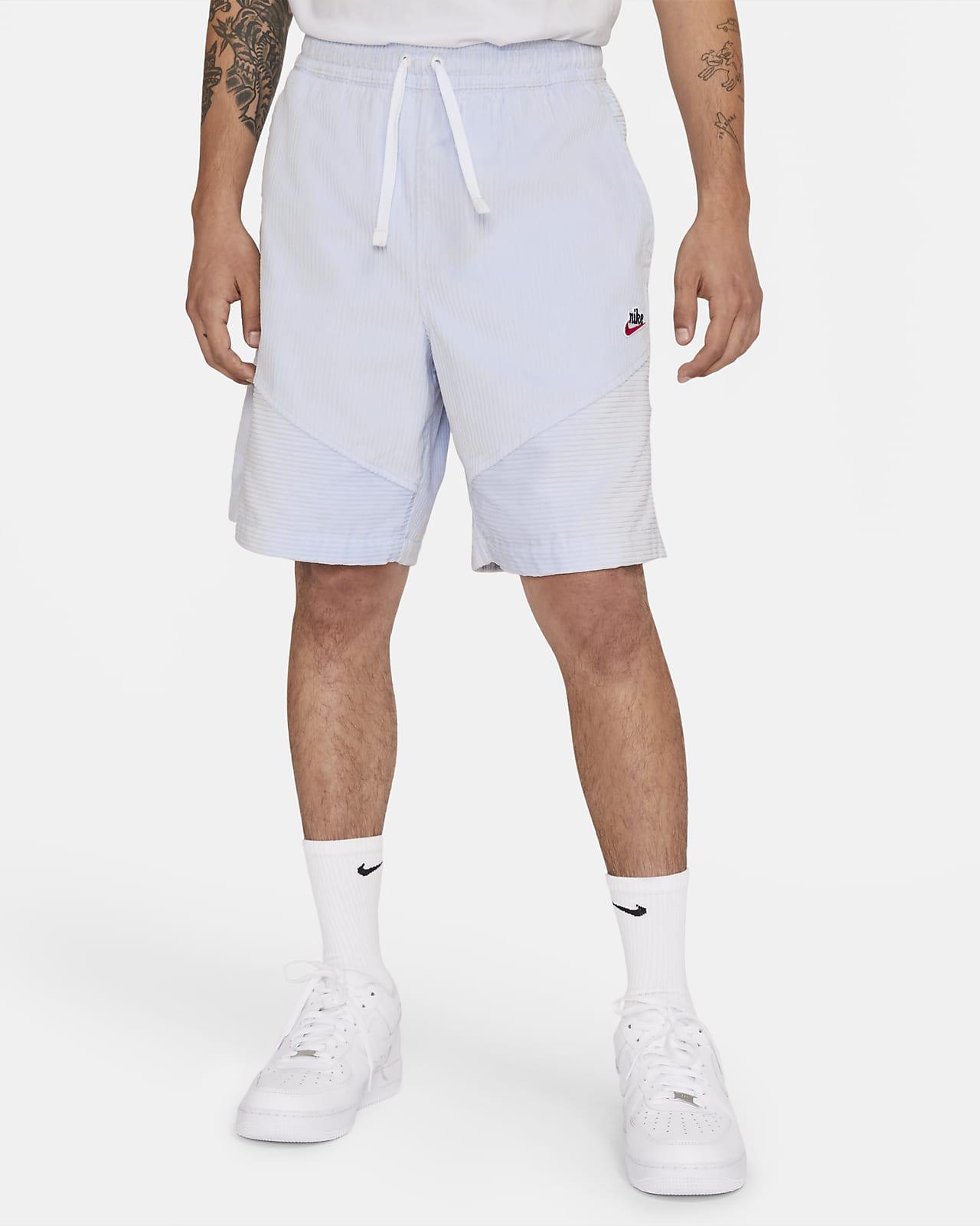 Nike Sportswear Heritage Windrunner 男子灯芯绒短裤