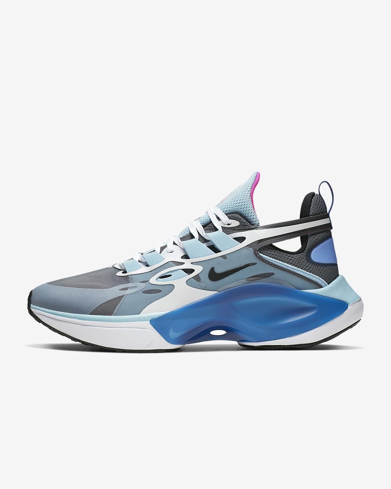 Nike Signal DMSX Sneakers BlackDark GreyOff NoirRush Violet
