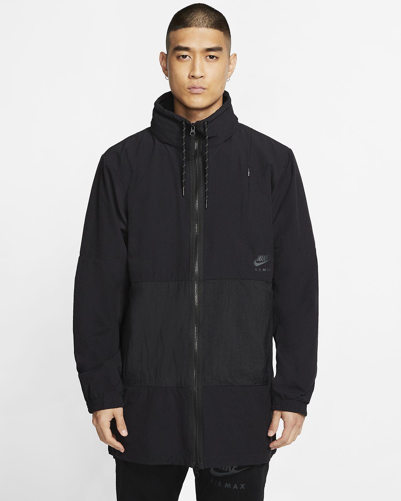Jacka Nike Sportswear Air Max Woven för män. Nike SE