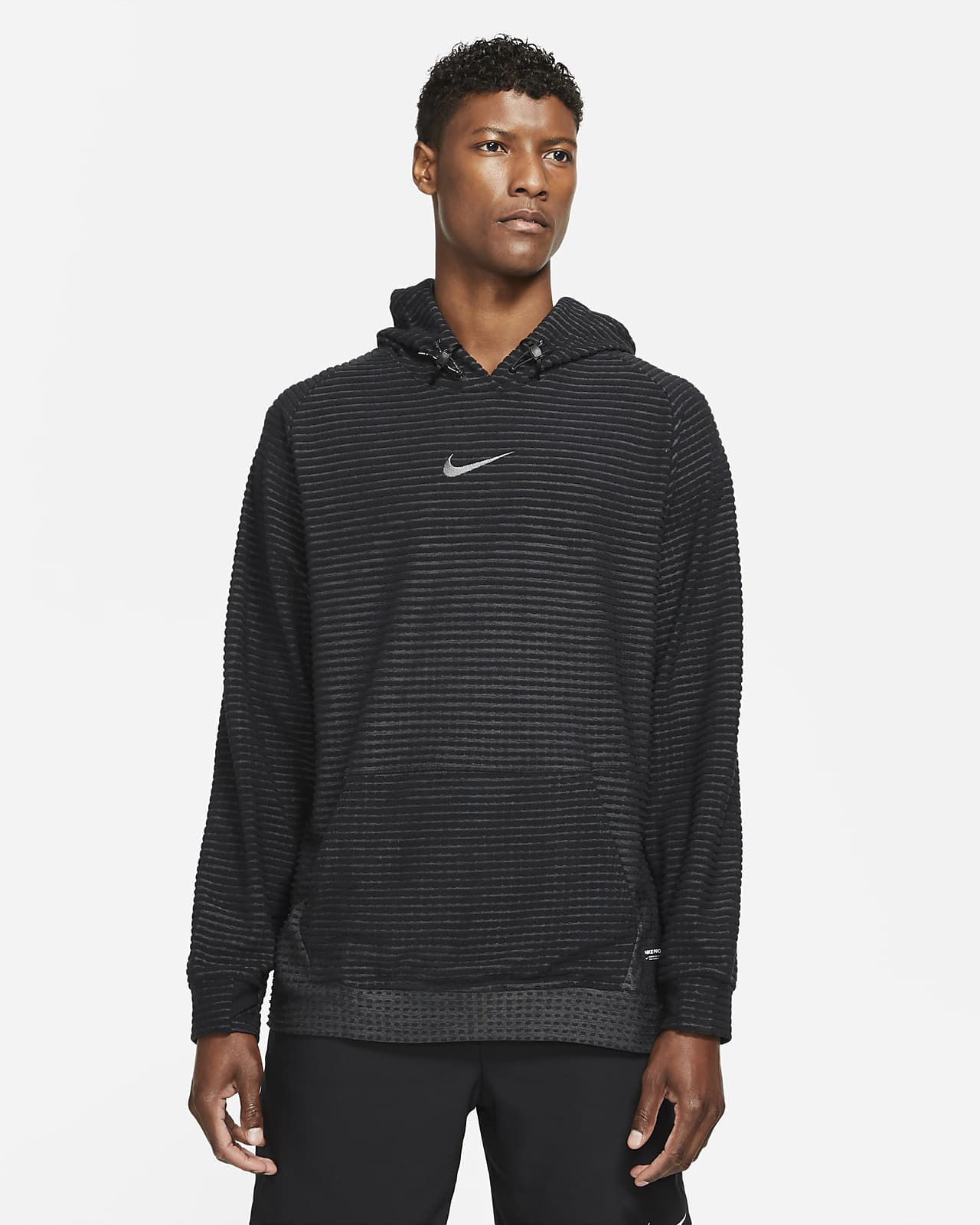 Nike Pro Therma-FIT ADV Men's Fleece Pullover Hoodie