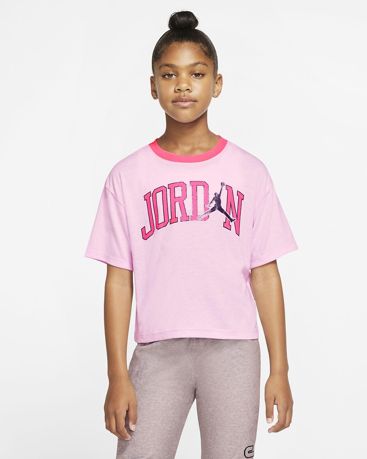 Jordan Jumpman Older Kids' (Girls') Short-Sleeve T-Shirt