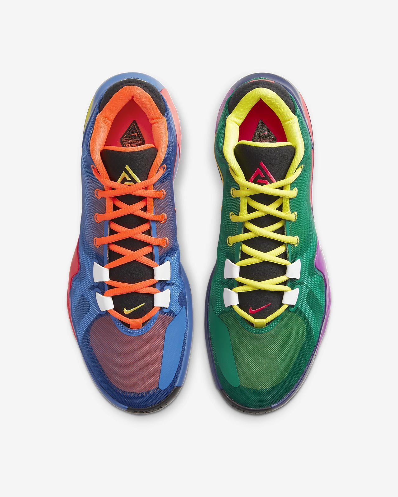 Zoom Freak 1 Multi basketsko. Nike NO