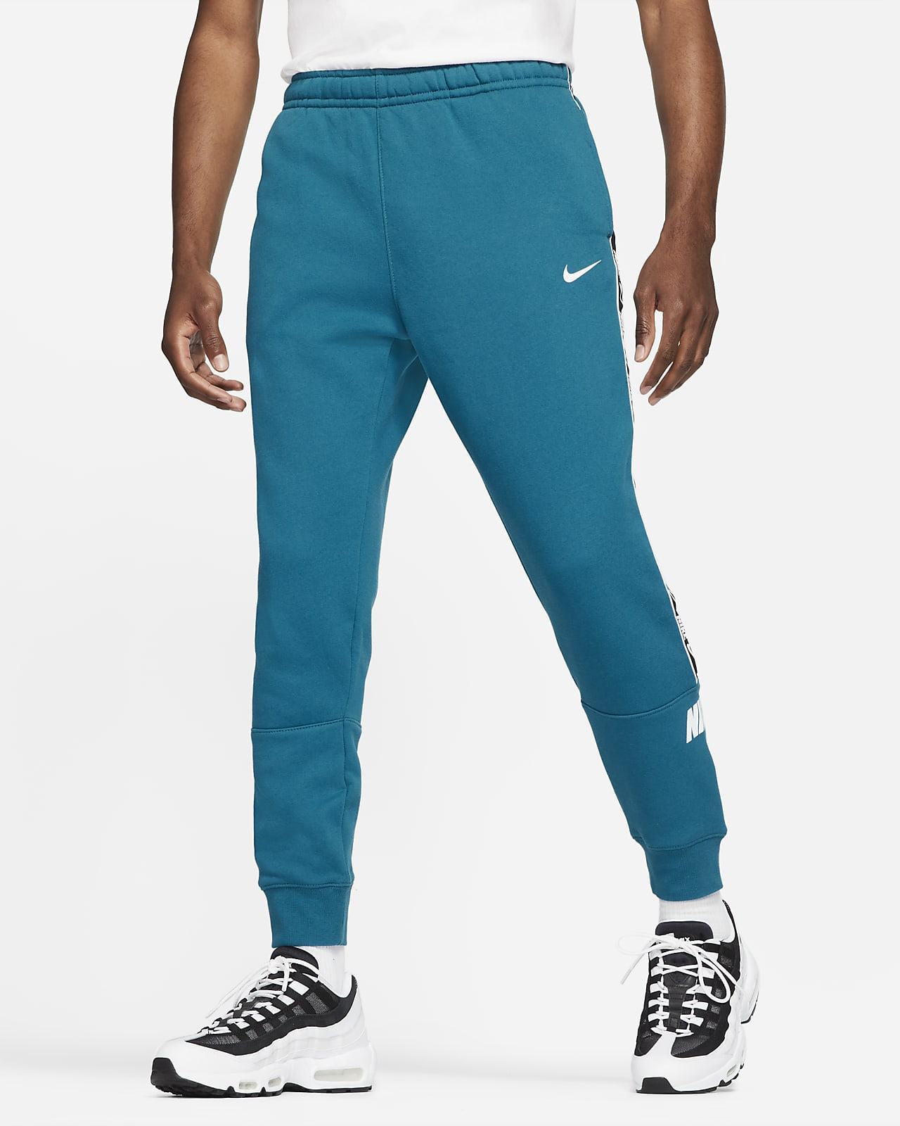 Pantalon de jogging en tissu Fleece Nike Sportswear pour Homme