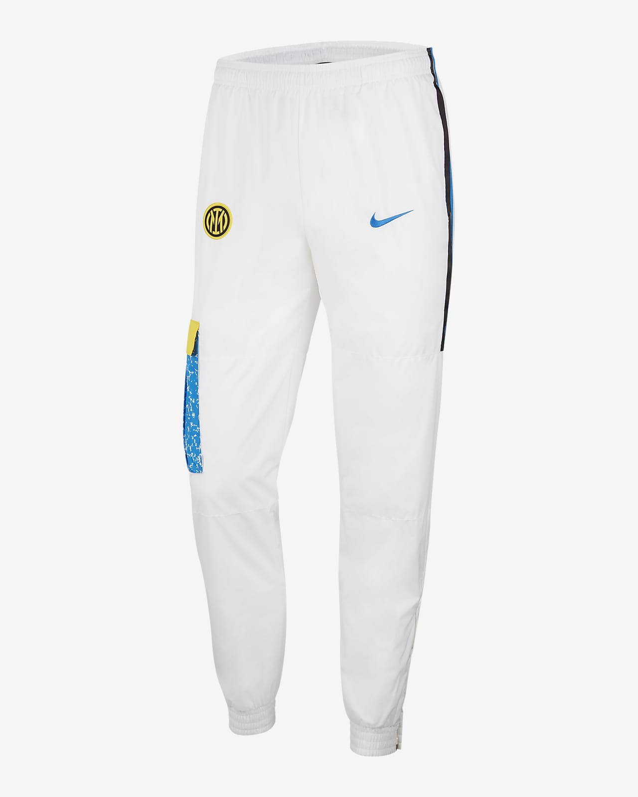 Inter Milan Men's Woven Soccer Track Pants