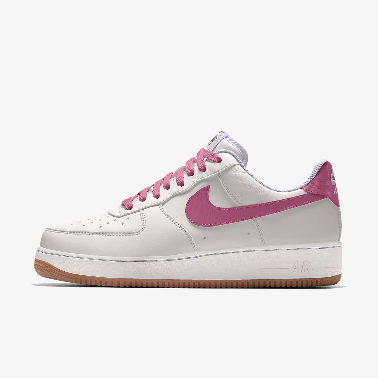 Nike Air Force 1 Low By You Kişiye Özel Kadın Ayakkabısı