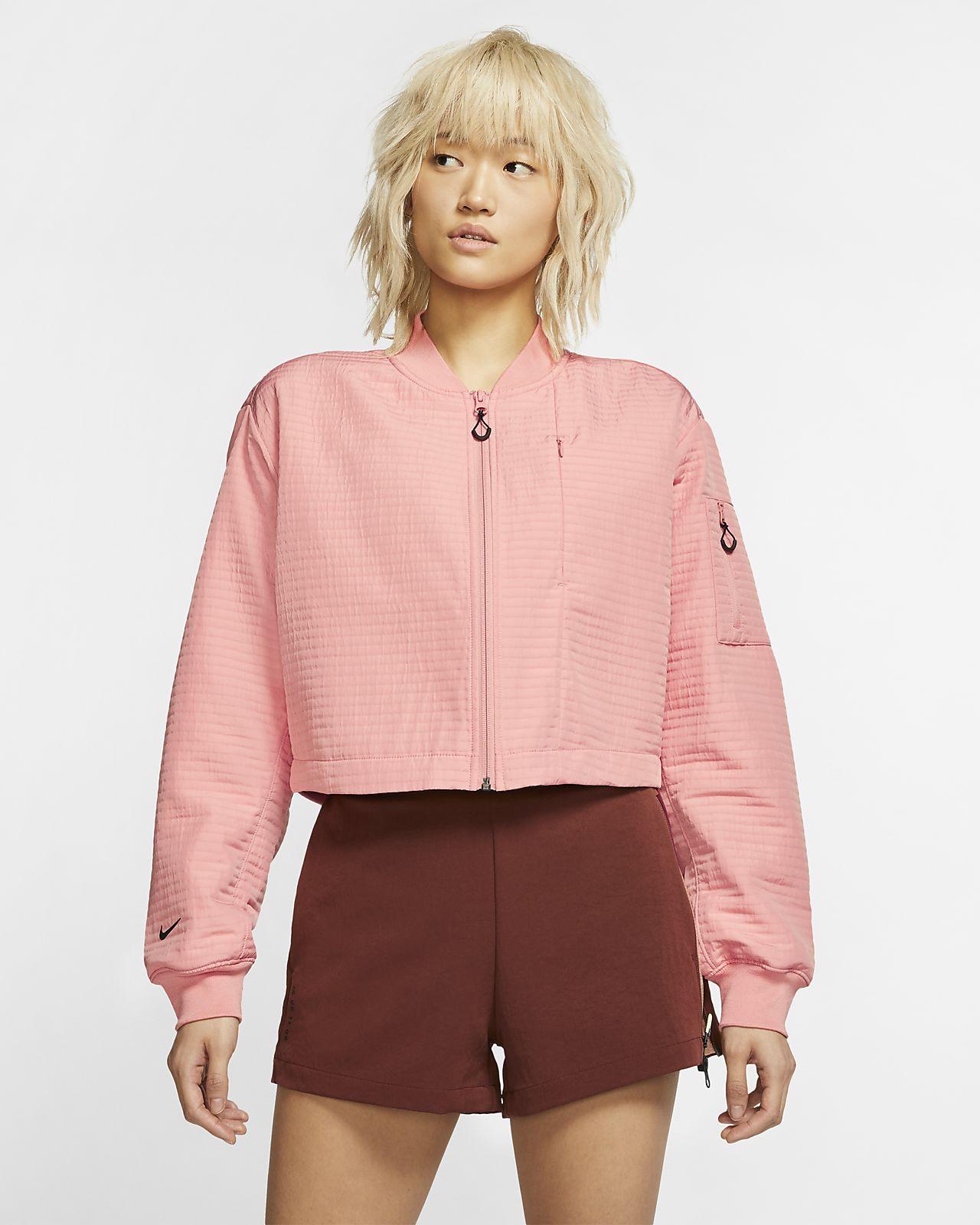Nike Sportswear Tech Pack City Ready Kadın Bomber Ceket