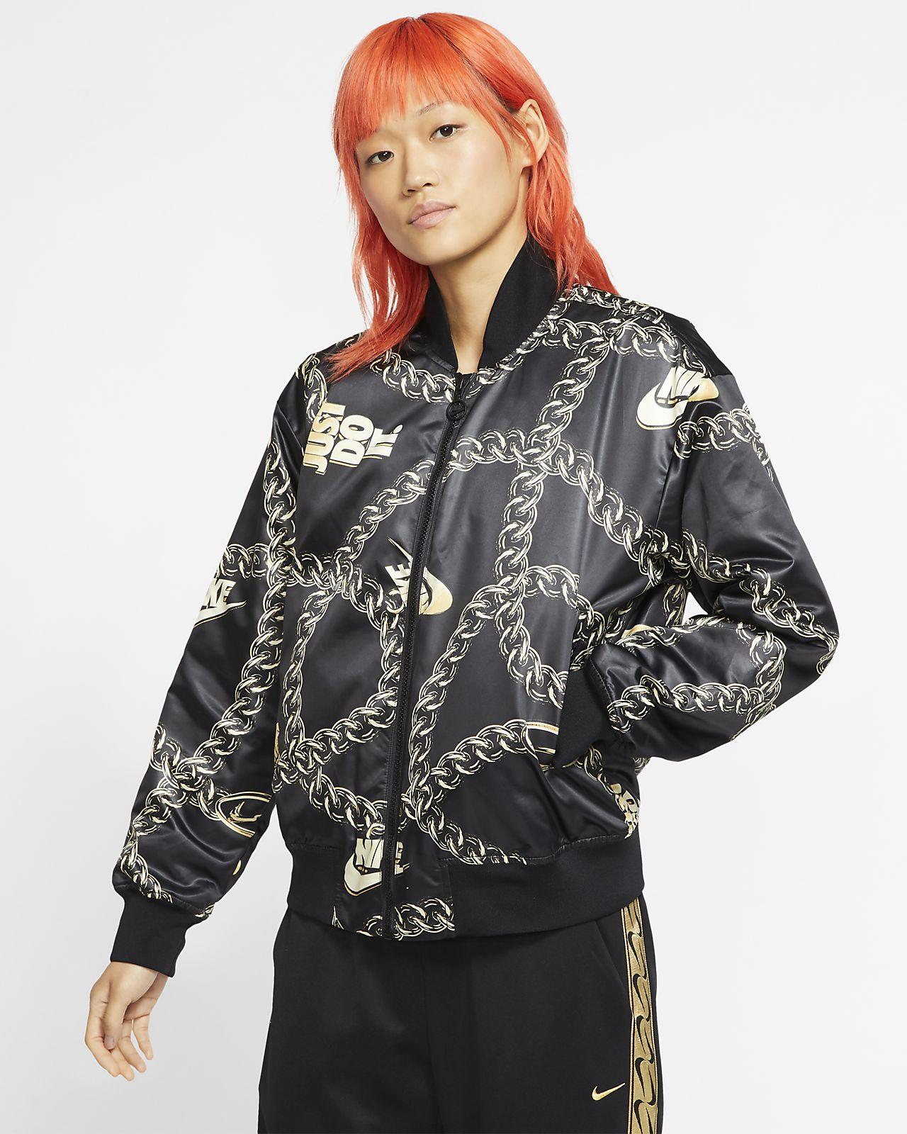 เสื้อแจ็คเก็ตผู้หญิง Nike Sportswear Synthetic Fill