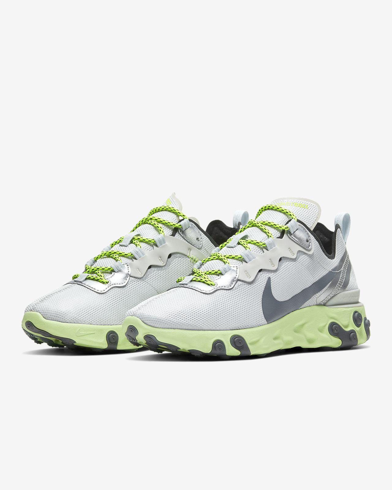Sapatilhas Nike React Element 55