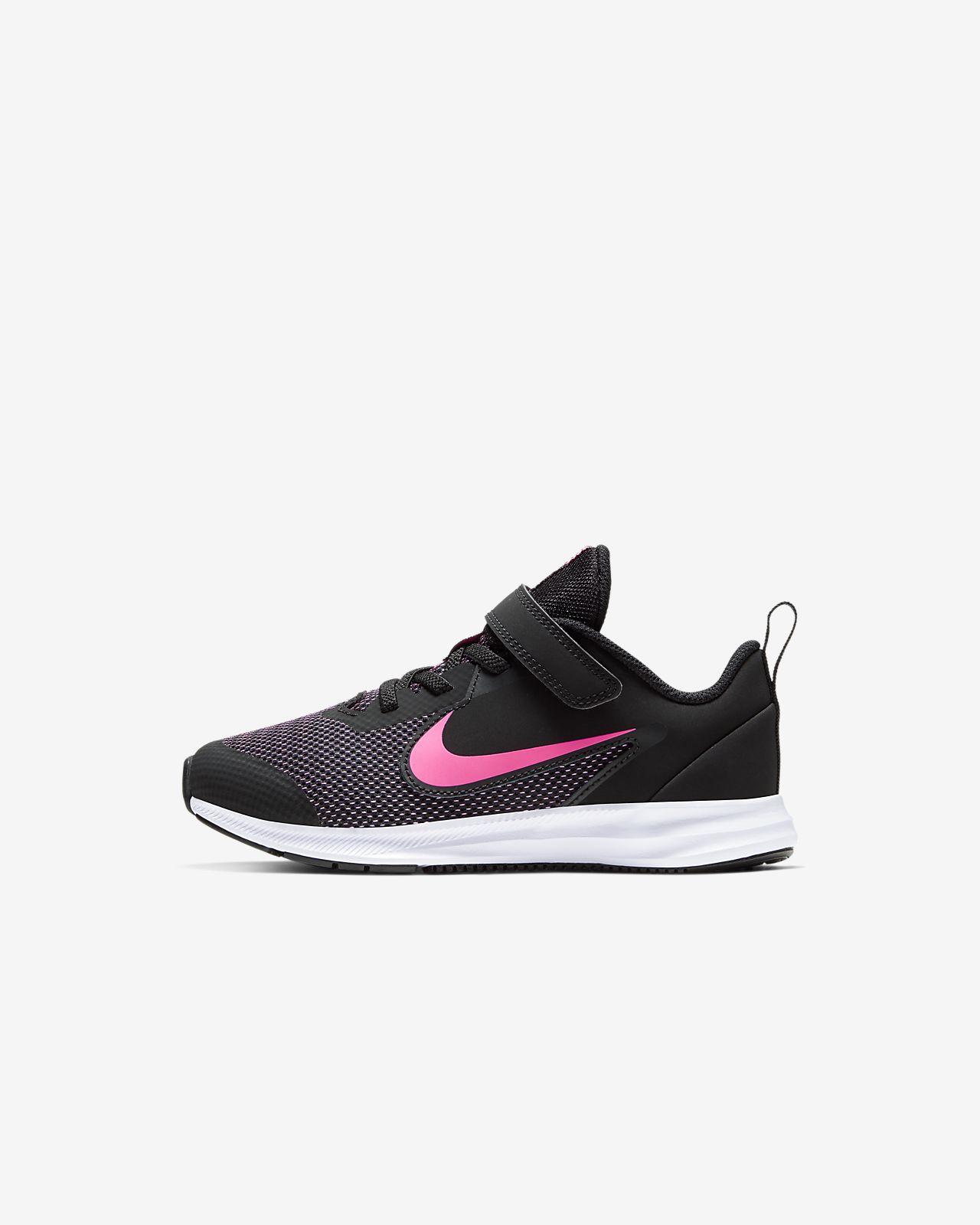 Bota Nike Downshifter 9 pro malé děti