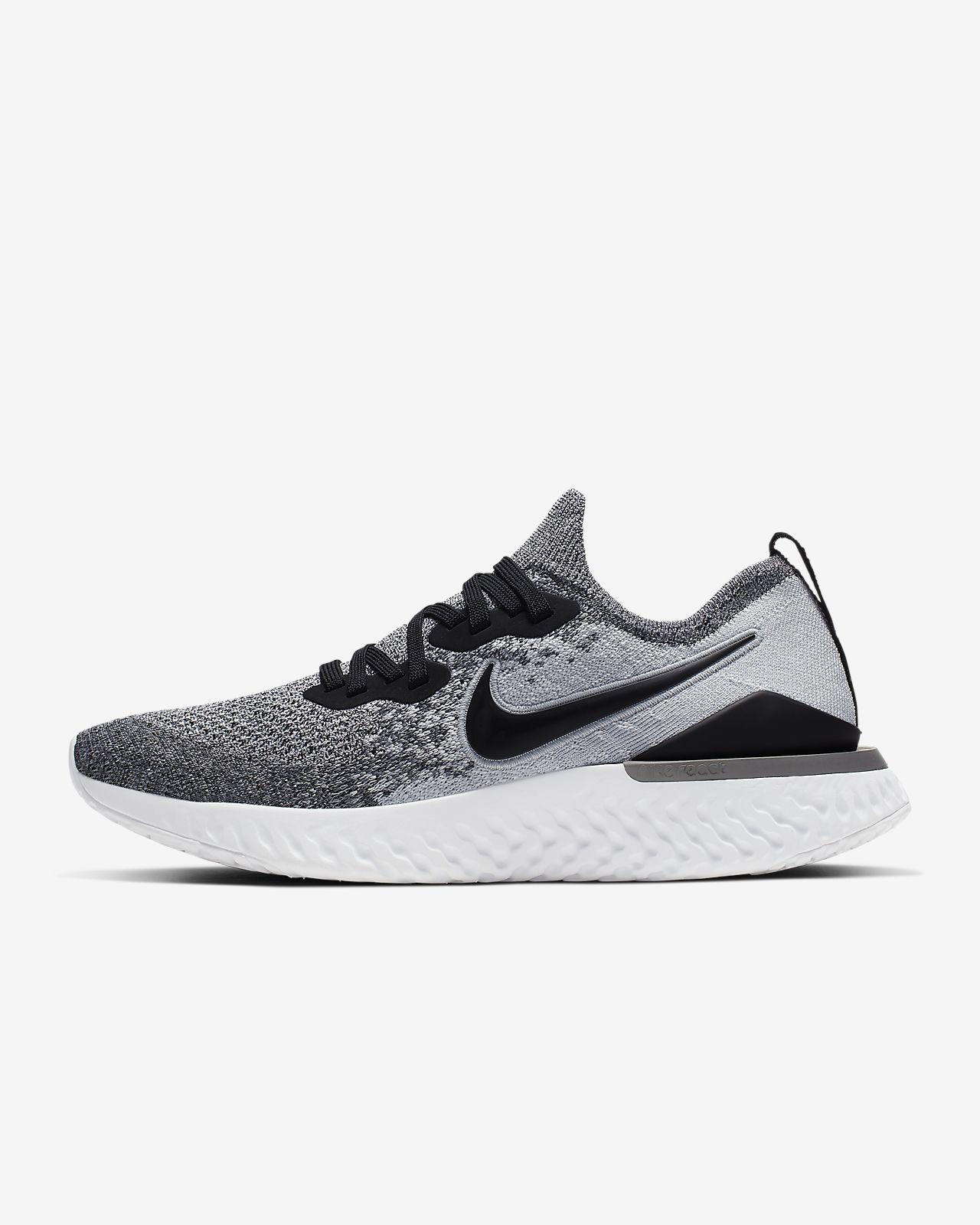 Nike Epic React Nike Epic React Flyknit 2 Women's Running Shoe. Nike SG