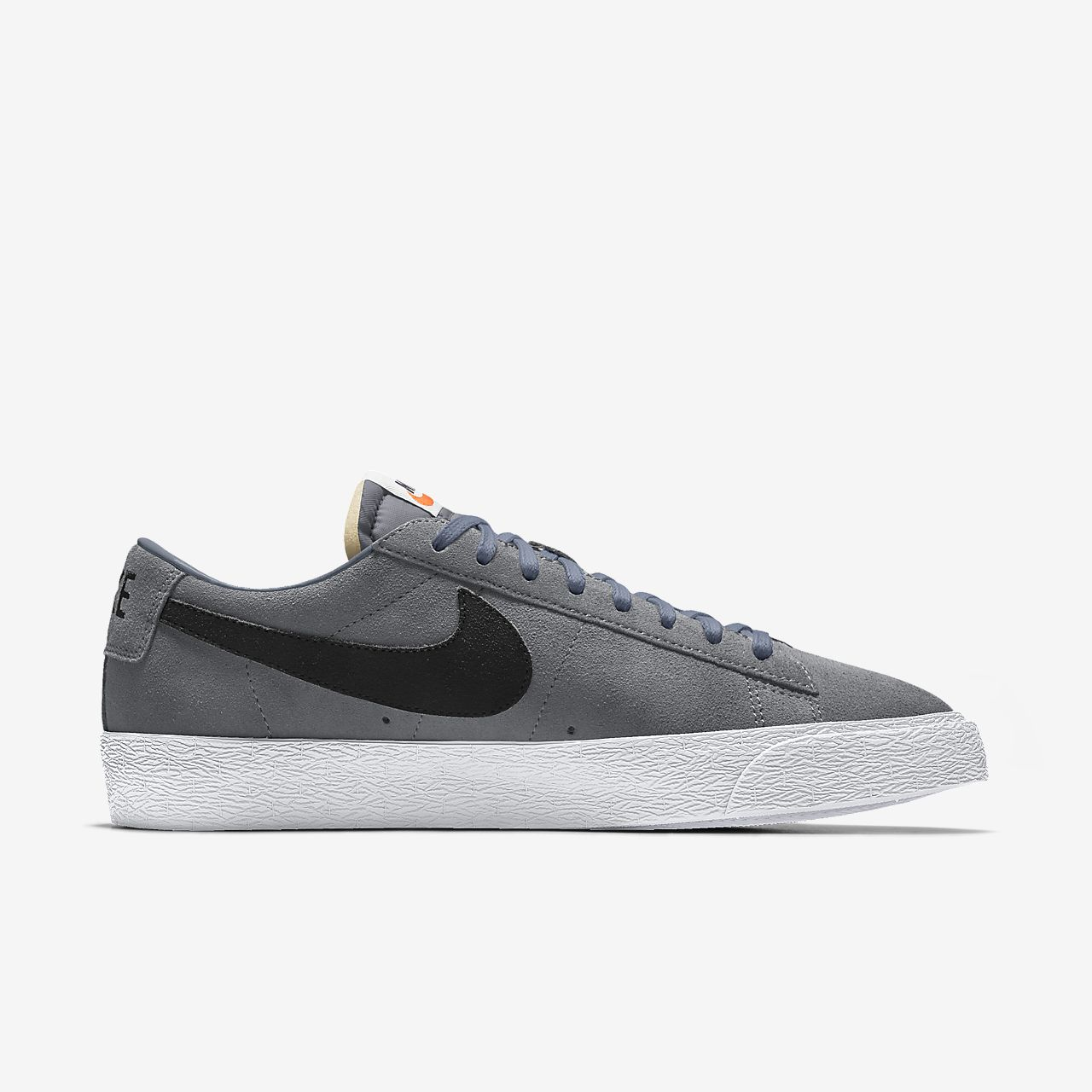 Chaussure personnalisable Nike Blazer Low By You.