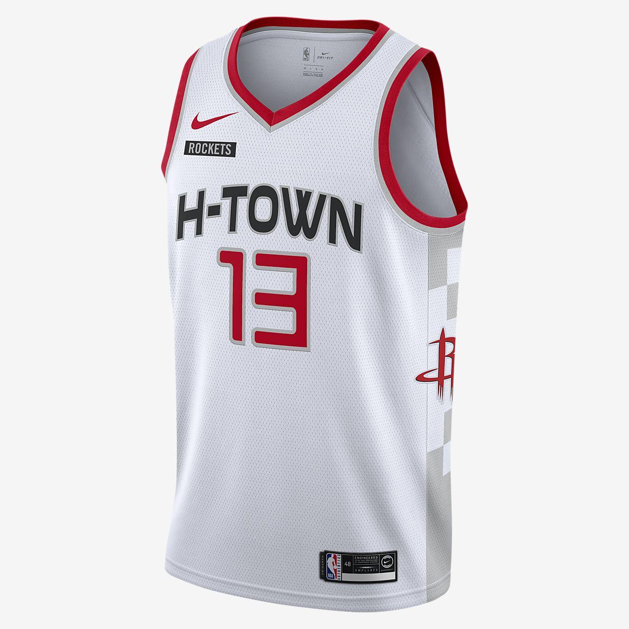 James Harden Rockets – City Edition Samarreta Nike NBA Swingman