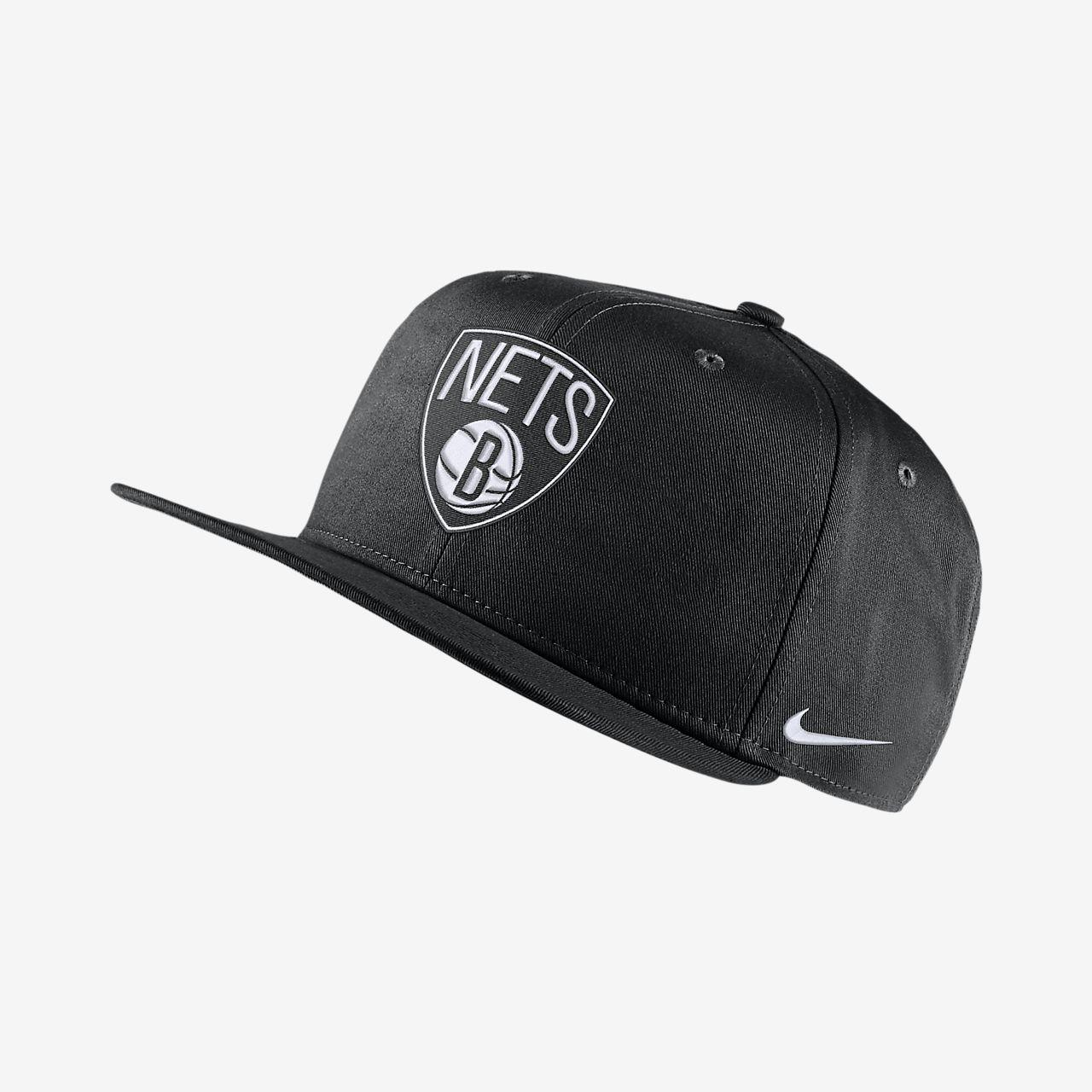 Brooklyn Nets Nike Pro NBA Cap