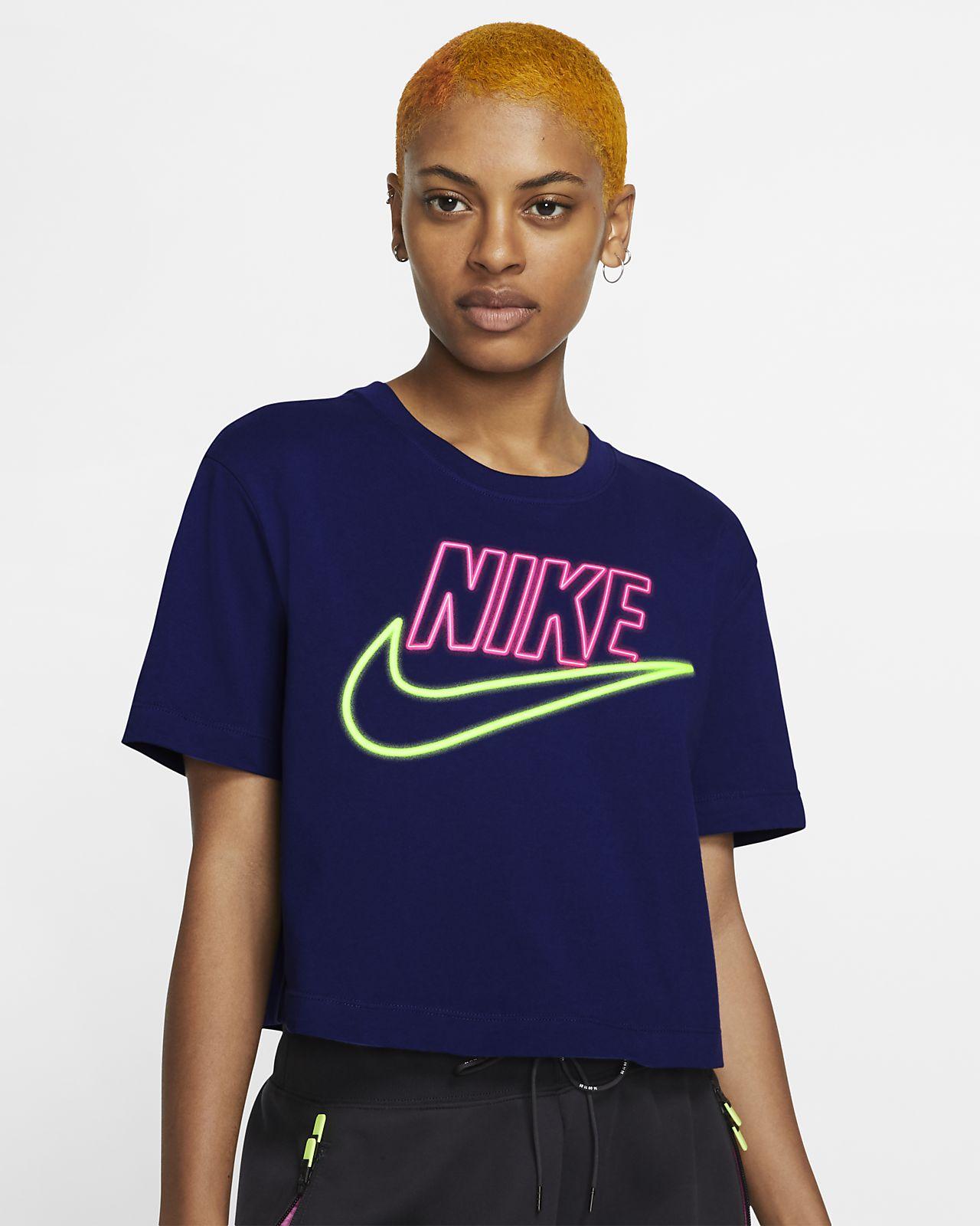 the shirt nike femme