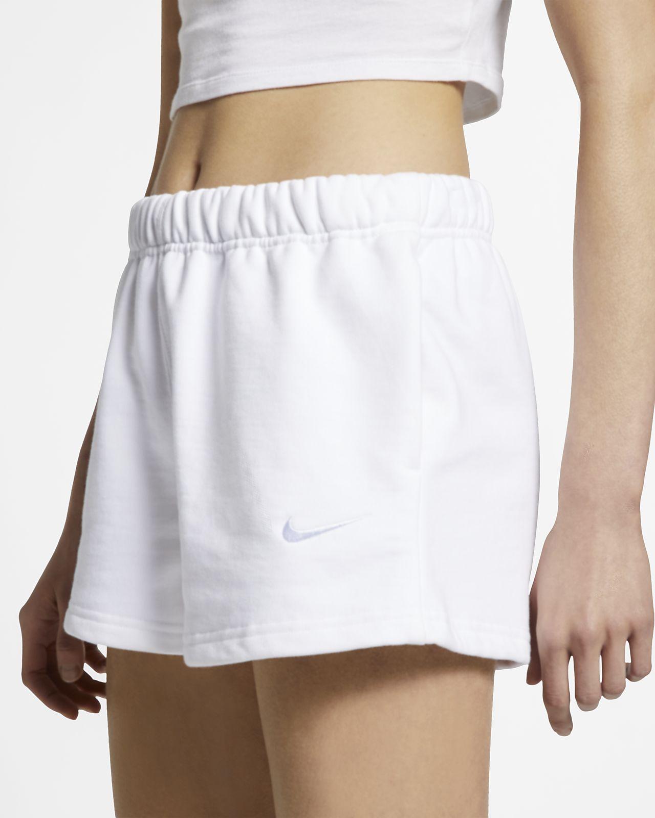 NikeLab 女子针织短裤