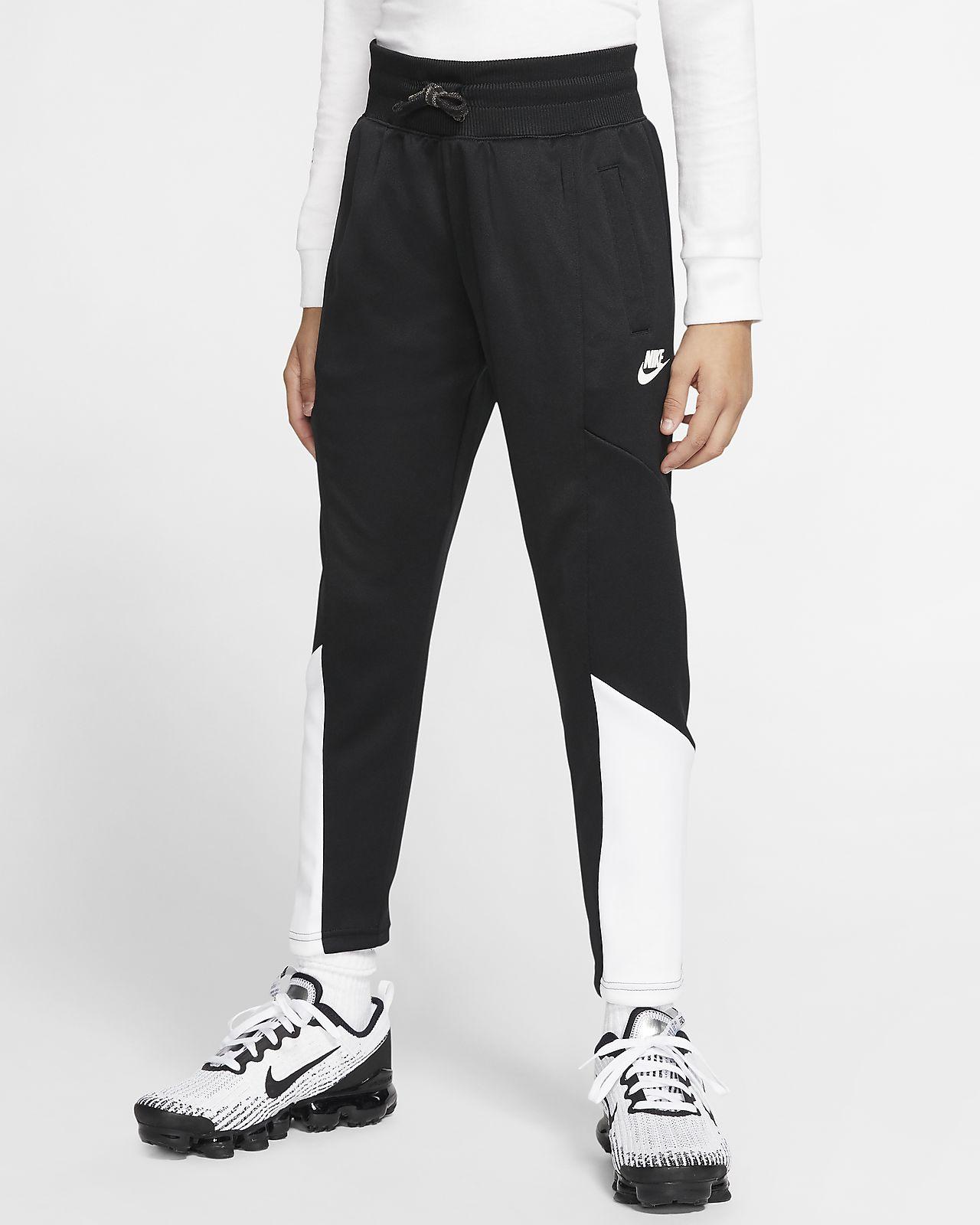 Calças Nike Sportswear Heritage Júnior (Rapariga)