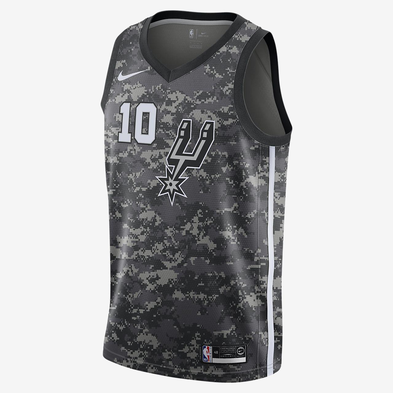 Camisola NBA da Nike Swingman DeMar DeRozan Spurs – City Edition
