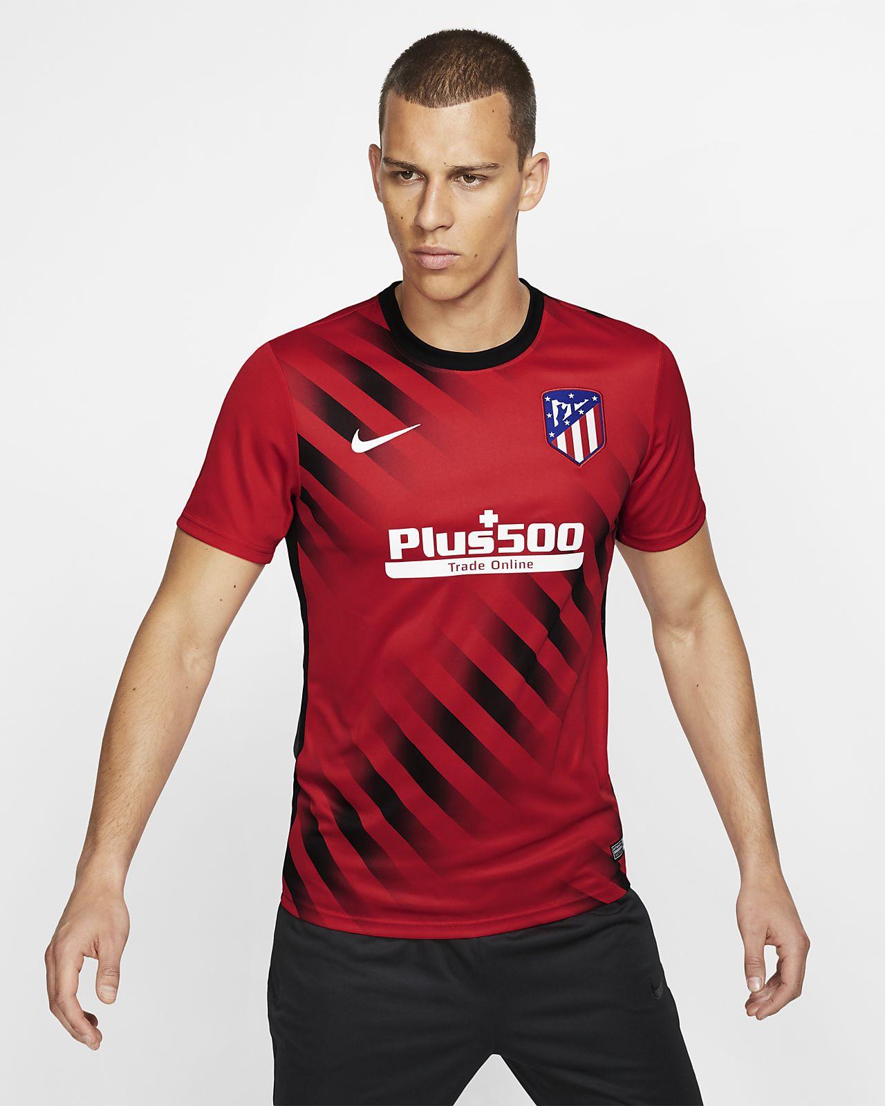 Męska koszulka piłkarska z krótkim rękawem Atlético de Madrid