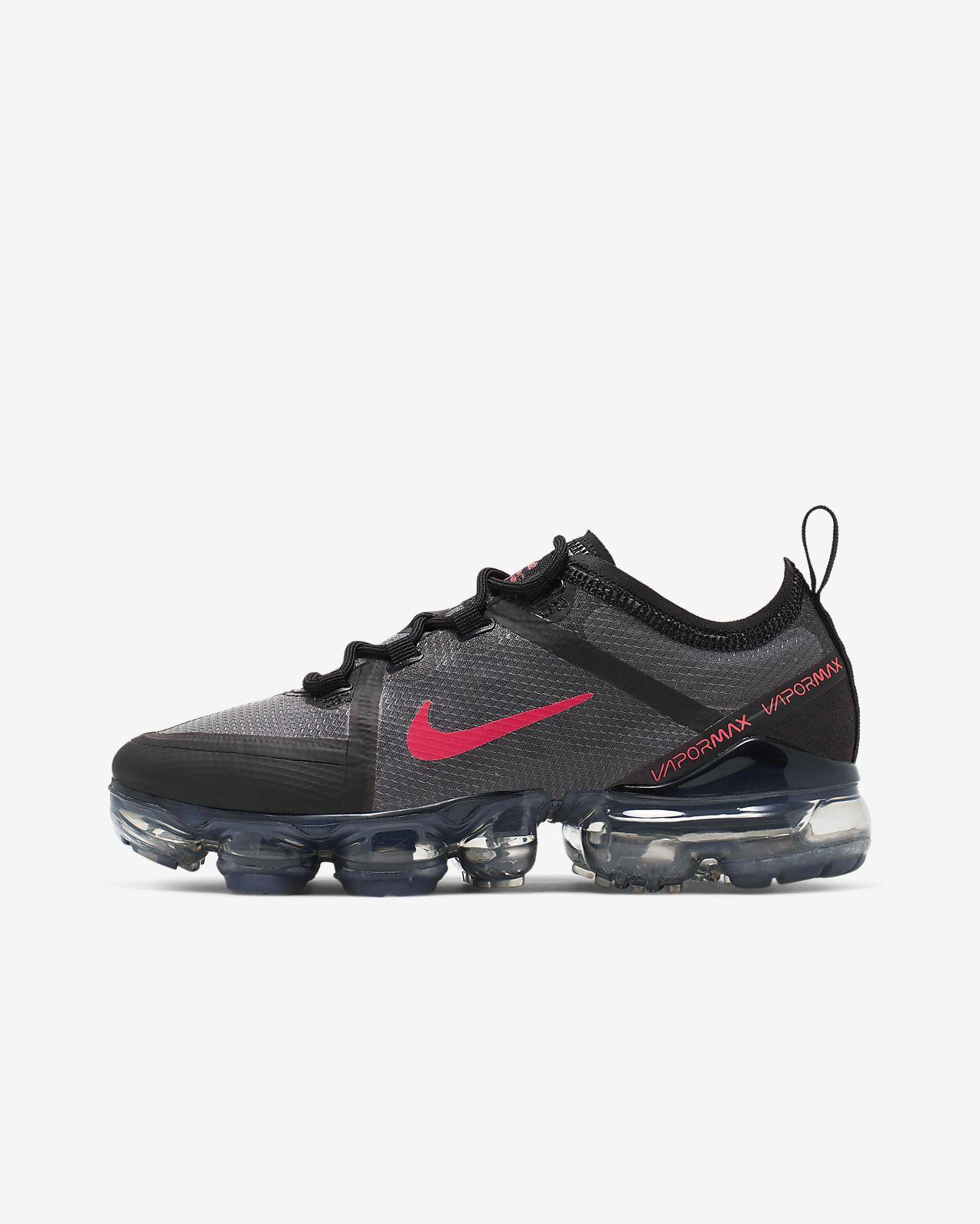 Buty do biegania dla dużych dzieci Nike Air VaporMax Czerń