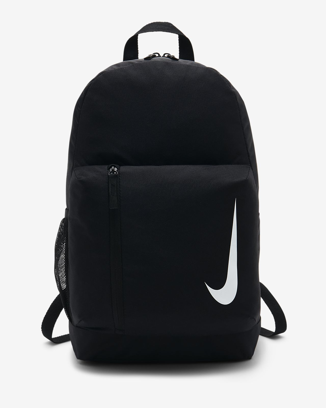 nike backpack mesh black Depop