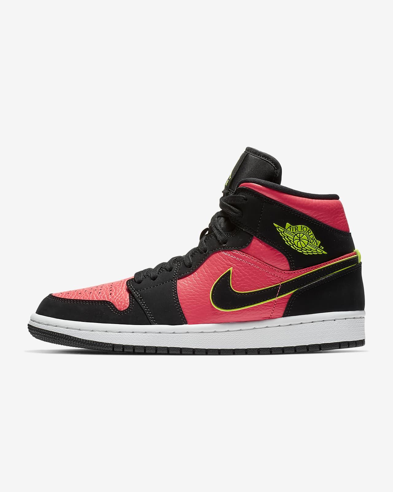 Air Jordan 1 Mid 女子运动鞋