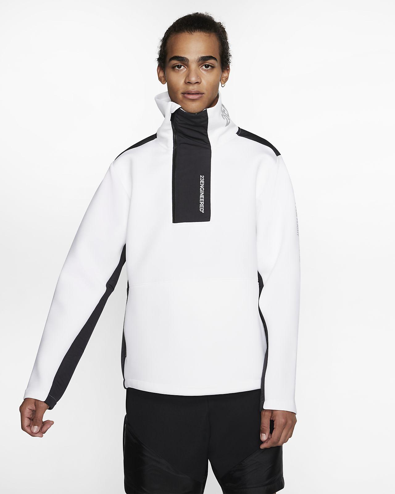 Jordan 23 Engineered Mock-Neck 男子针织套头衫