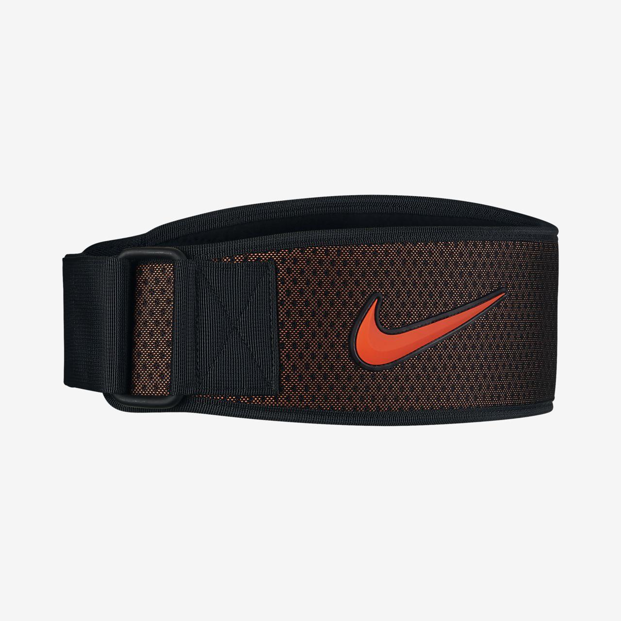 Ceinture de musculation Nike Intensity pour Homme
