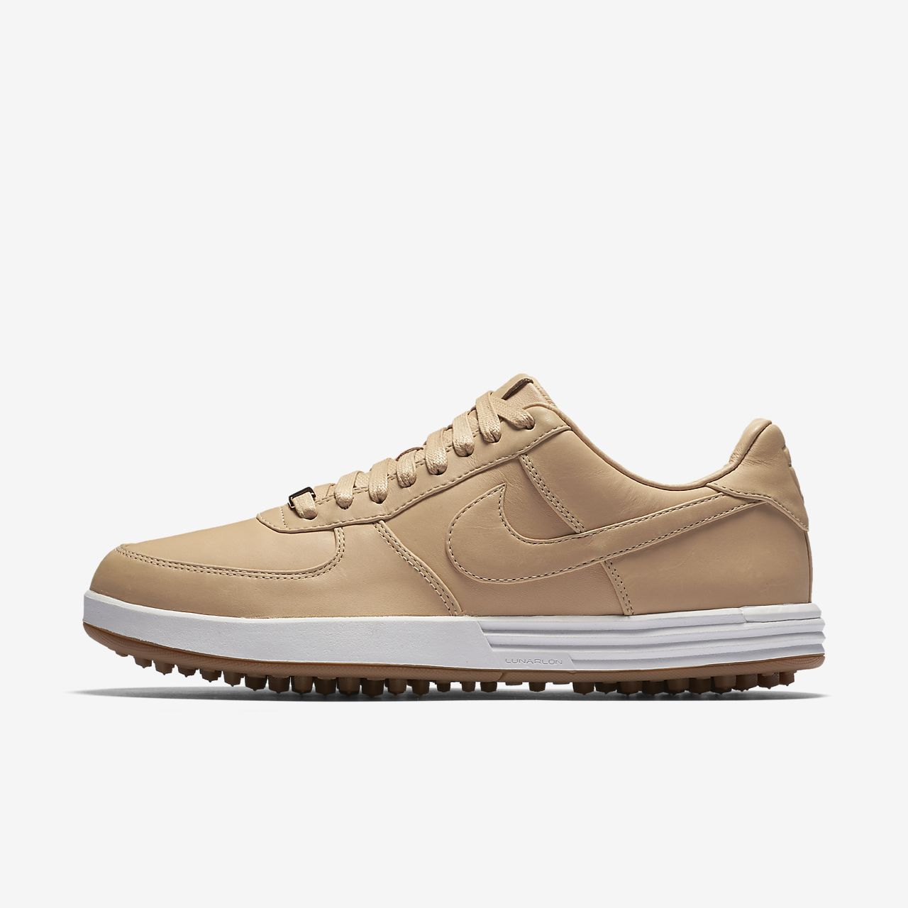 Nike Lunar Force 1 G Premium Men's Golf Shoe