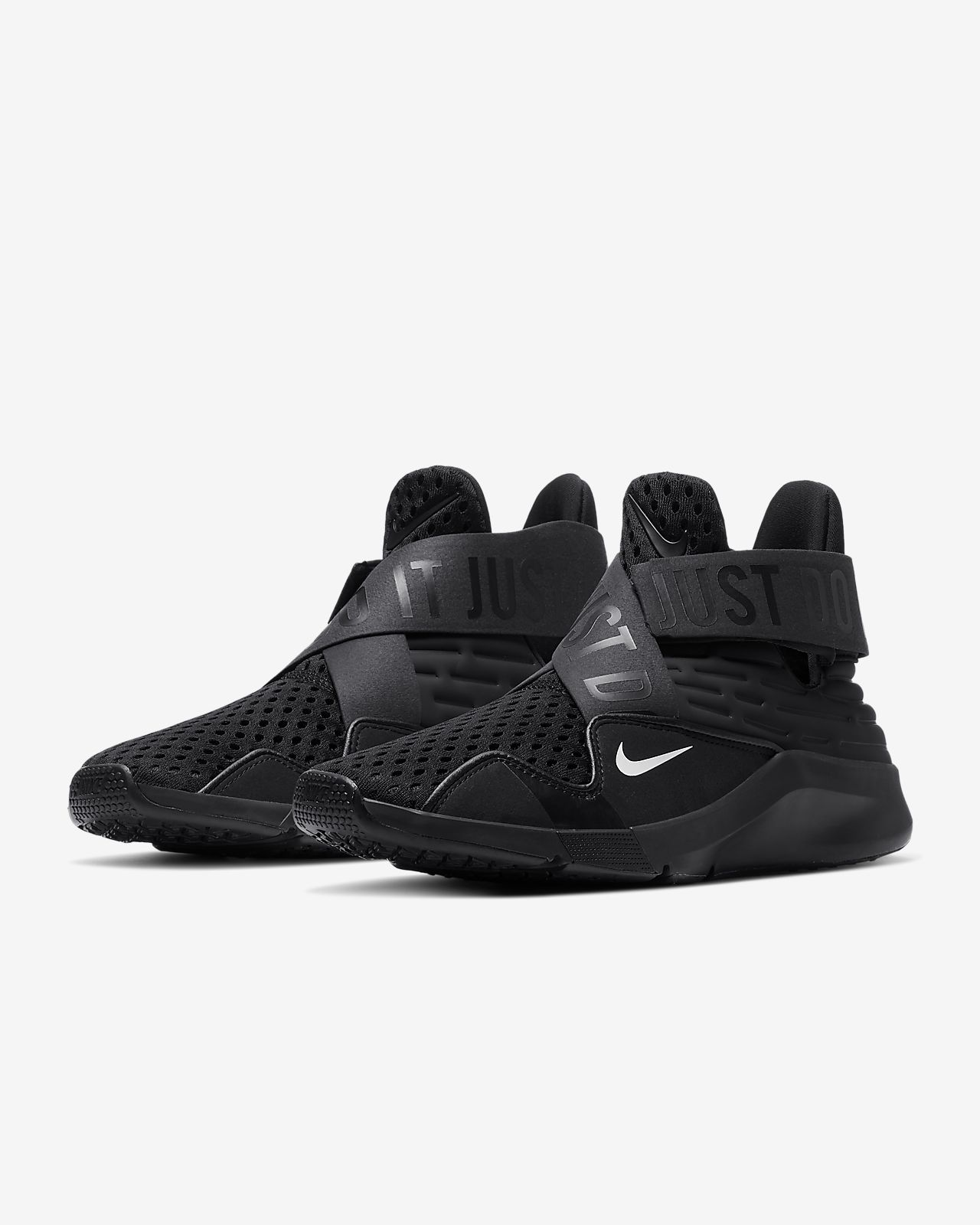 Chaussures NIKE - Zoom Elevate 2 AT6708 010  Black/White/Black - Fitness - Chaussures de sport - Femme