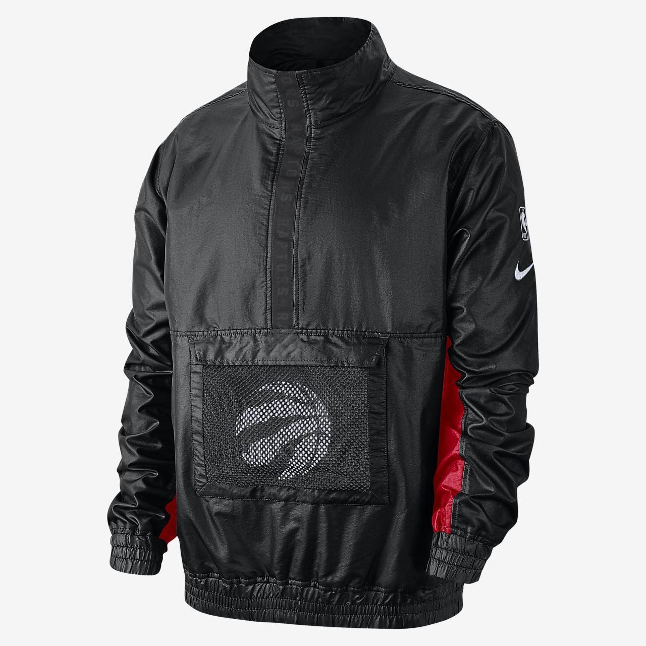 Lekka męska kurtka NBA Toronto Raptors Nike