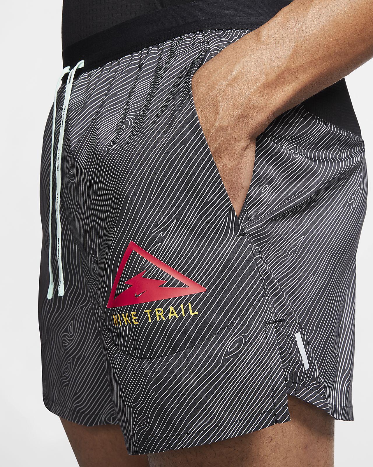 Short de running sur sentier Nike Flex Stride 13 cm pour Homme