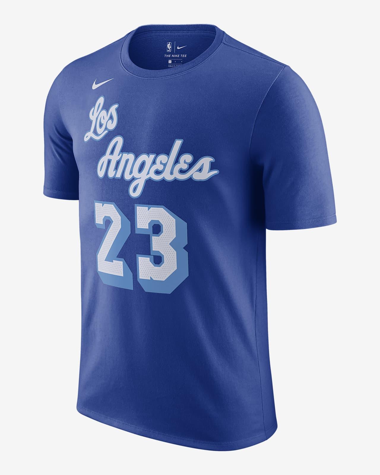 Los Angeles Lakers Classic Edition Nike NBA-herenshirt
