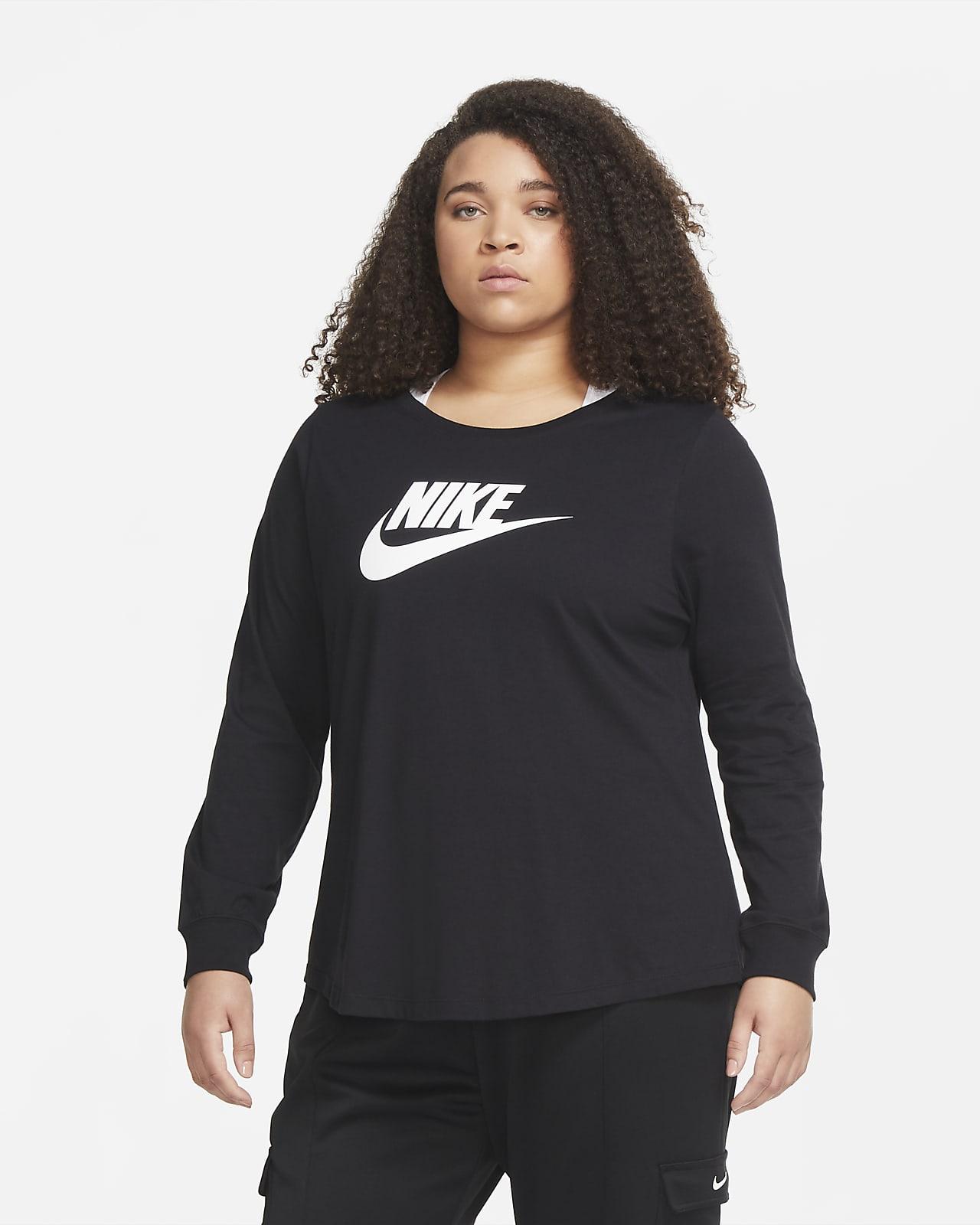 T-shirt Nike Sportswear Essential - Donna (Plus size)