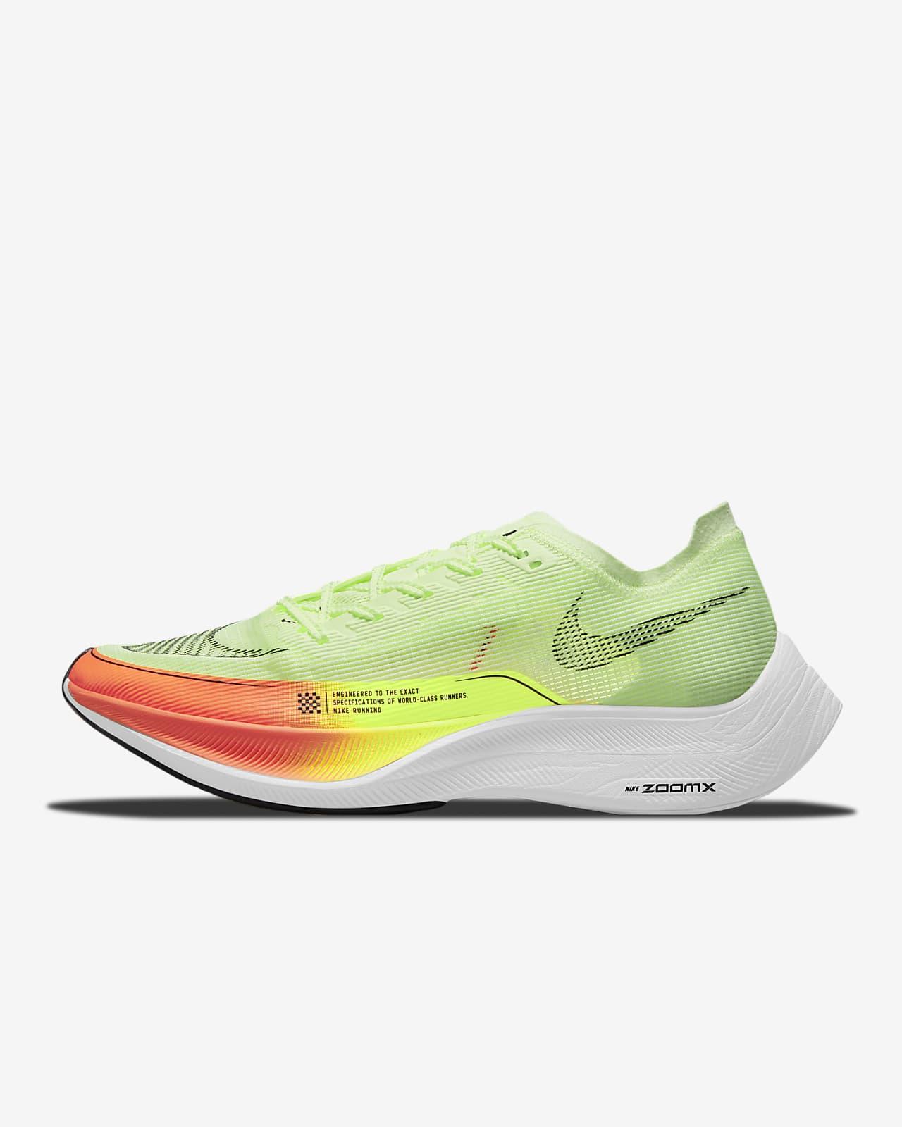 Nike ZoomX Vaporfly Next% 2-konkurrenceløbesko til vej til mænd