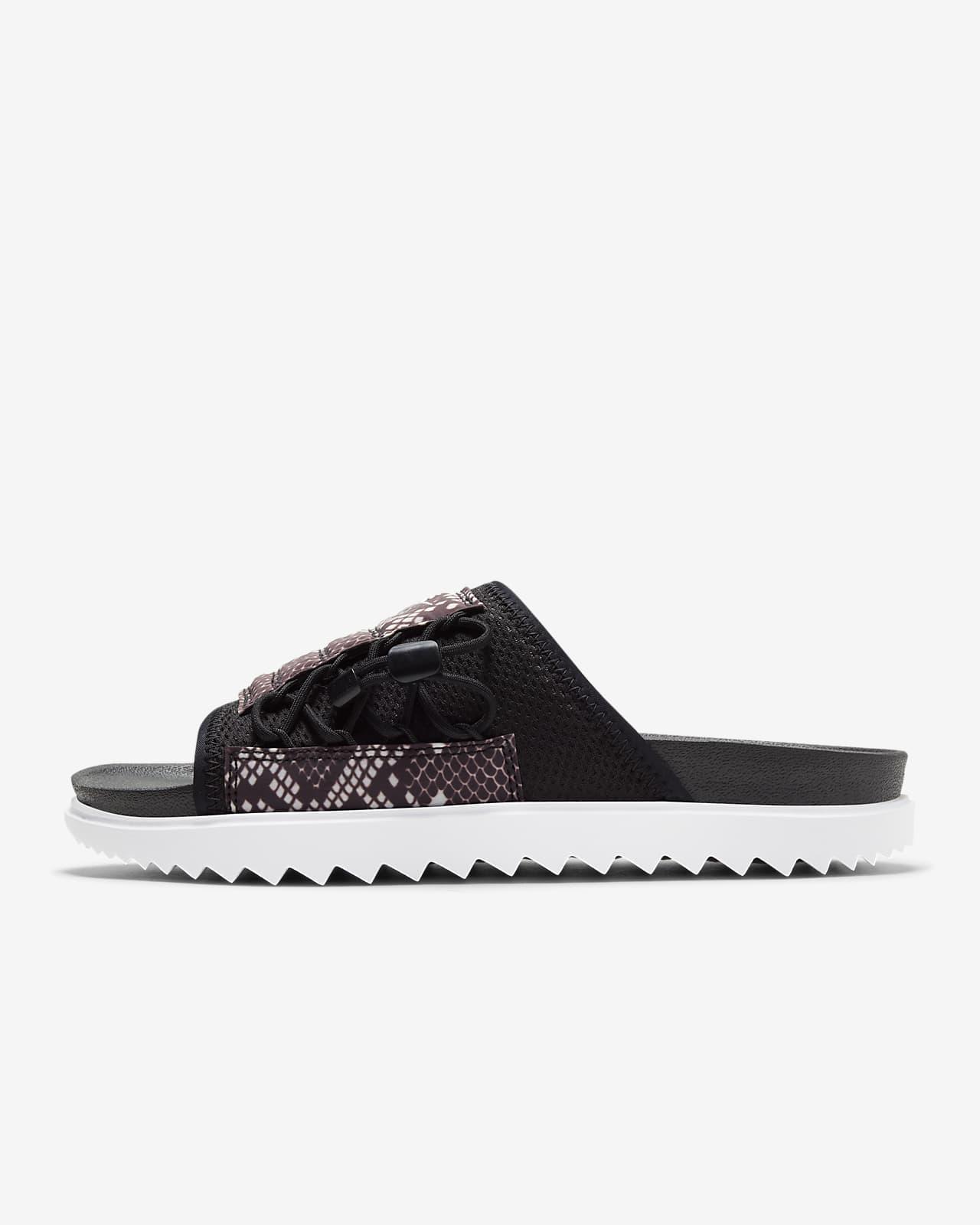 Dámské pantofle Nike Asuna Print