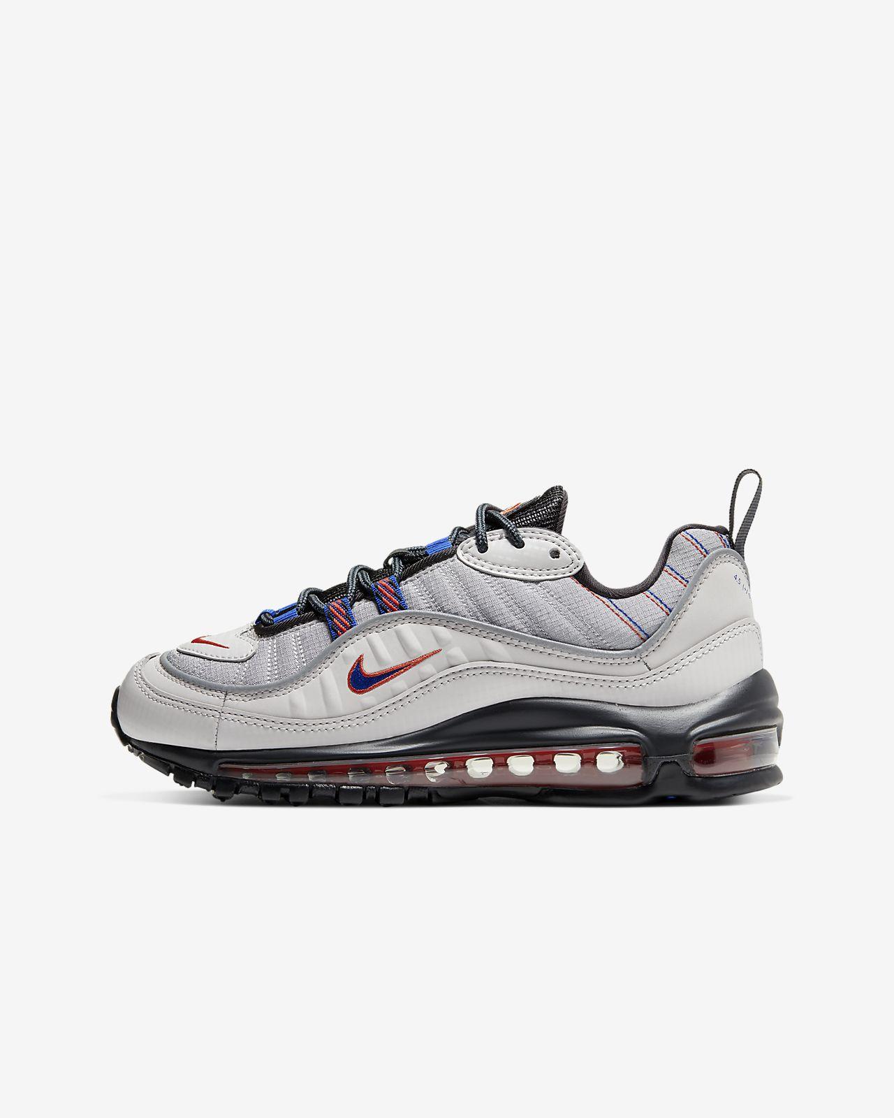 Nike Air Max 98 SE Big Kids' Shoe