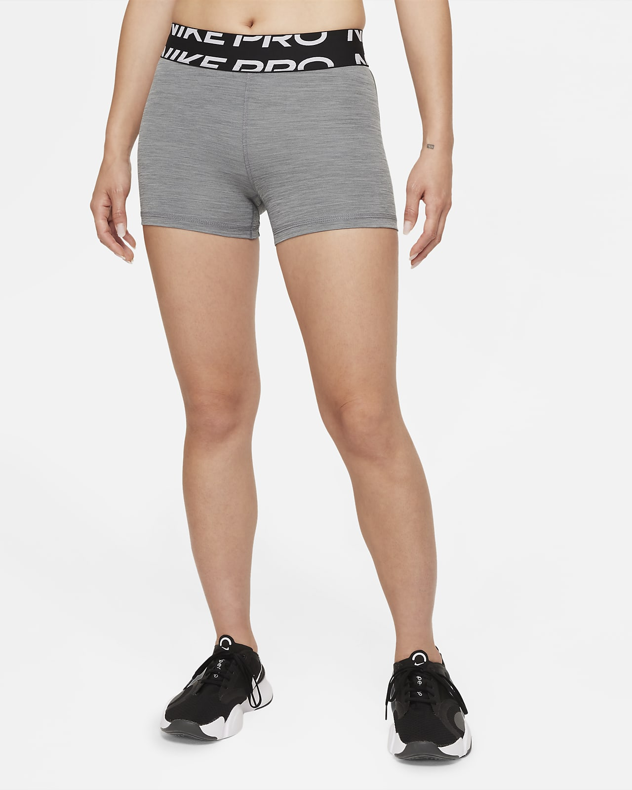 Shorts con gráfico de 8 cm para mujer Nike Pro Dri-FIT