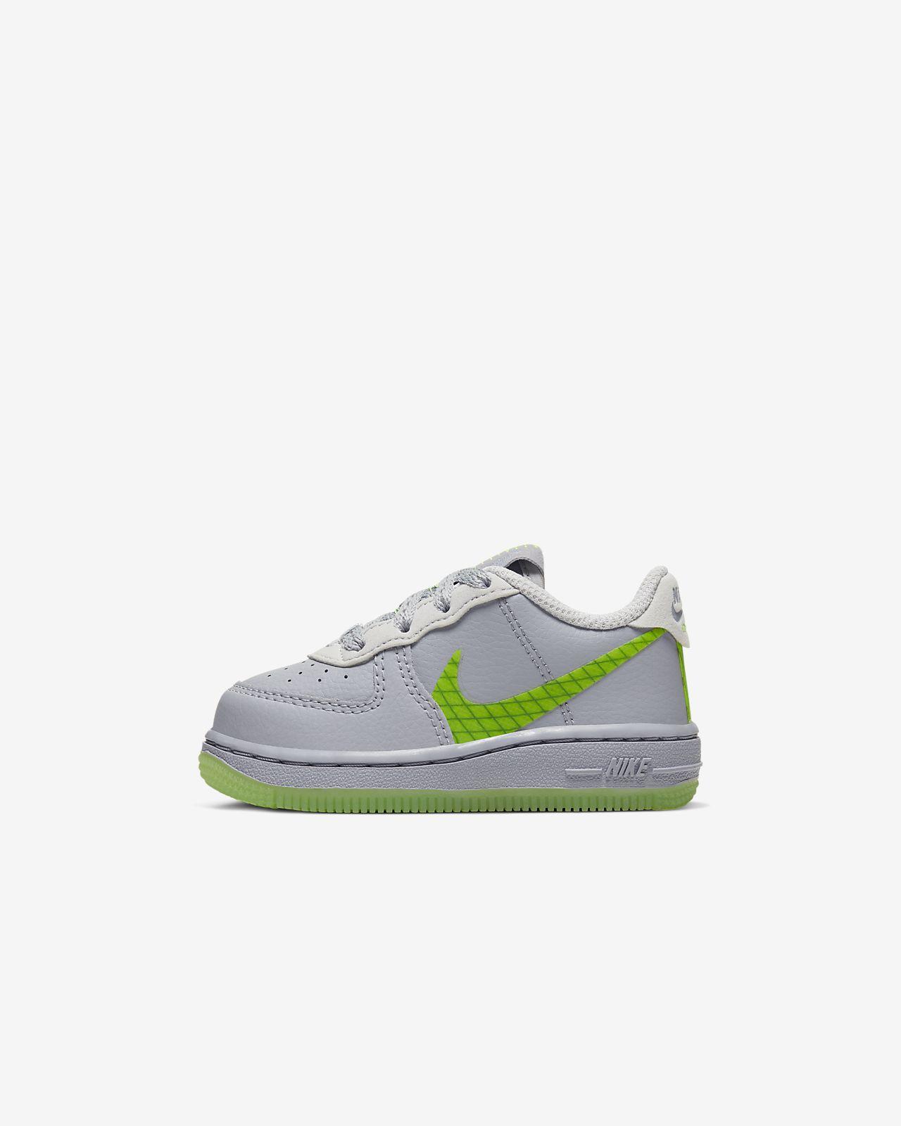 รองเท้าทารก/เด็กวัยหัดเดิน Nike Force 1 LV8 3