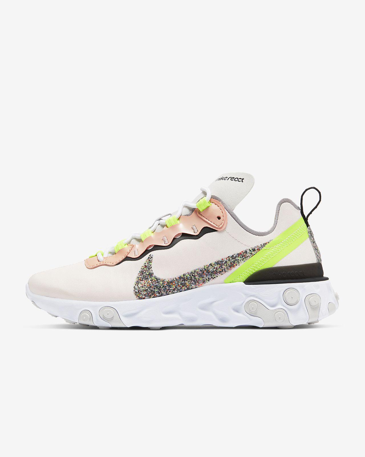 Nike React Element 55 Women's Sneaker NWT | Womens sneakers