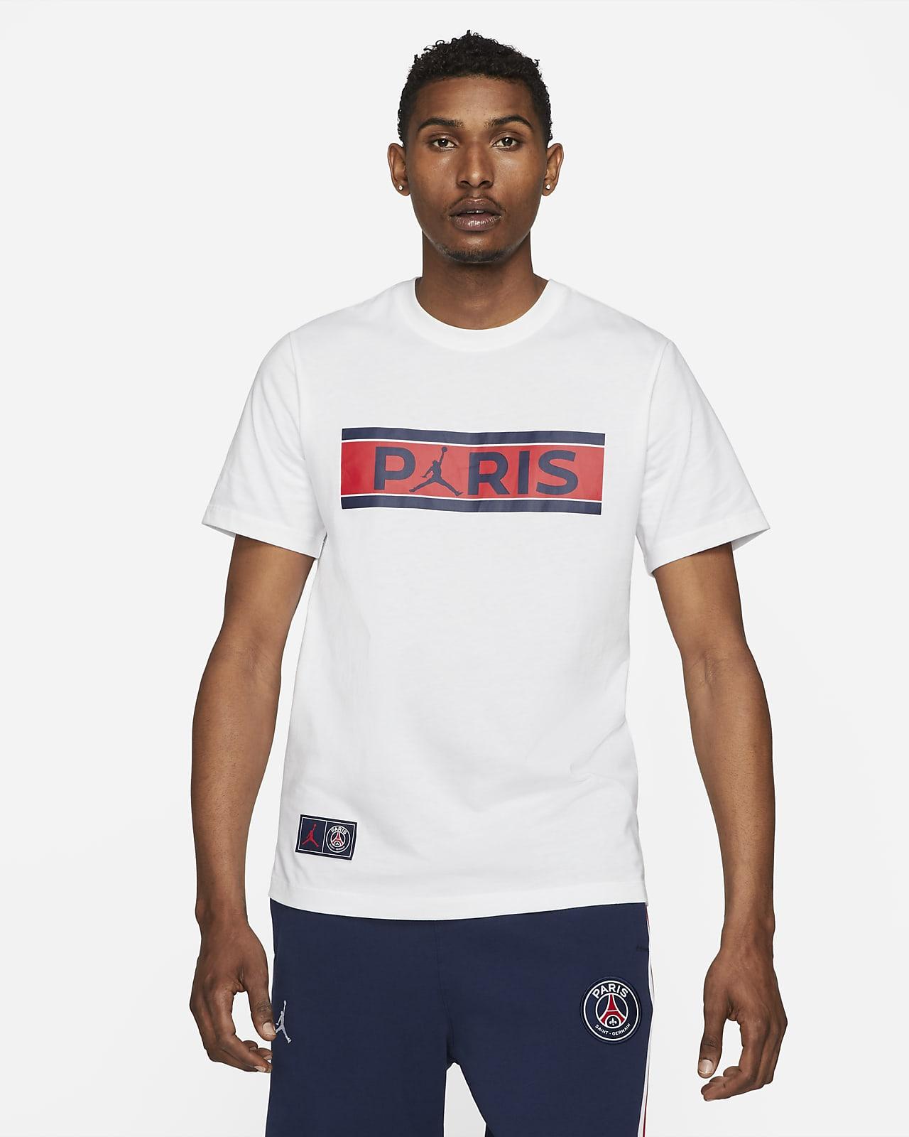 Paris Saint-Germain T-skjorte til herre