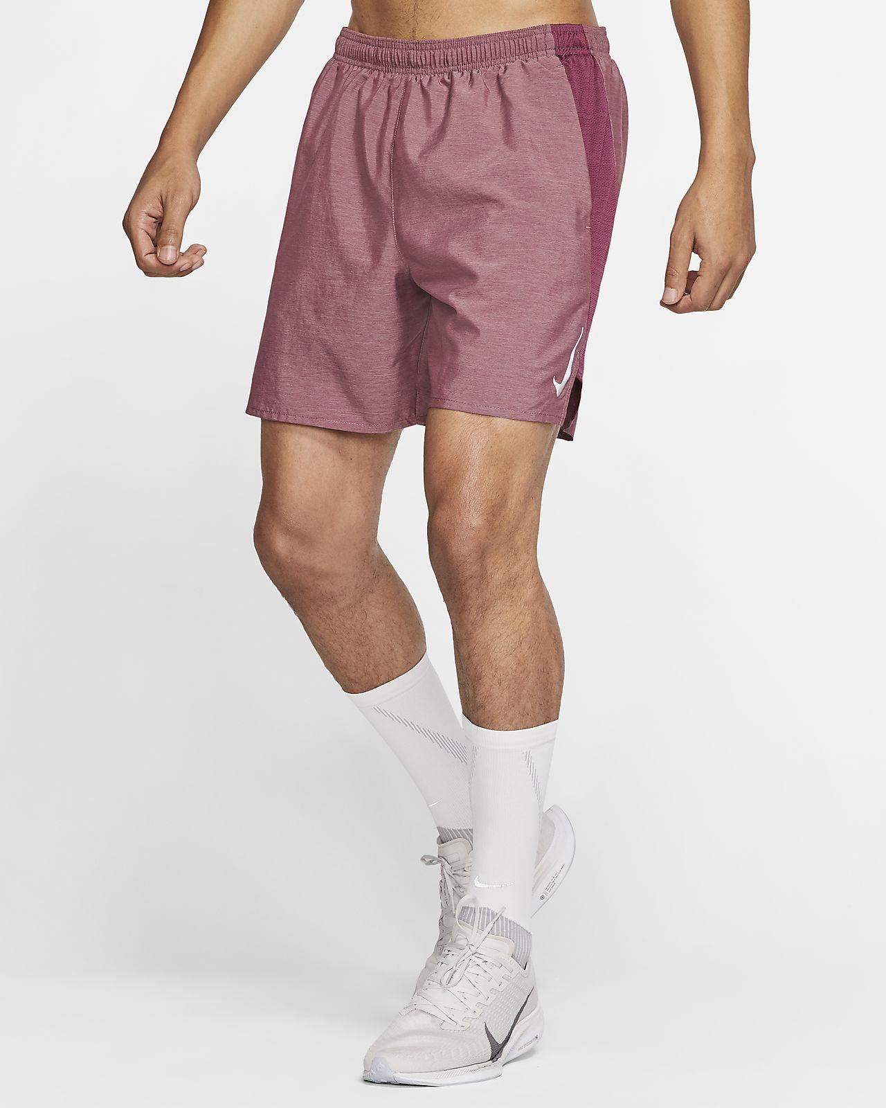 Shorts de running forrados de 18 cm para hombre Nike Challenger