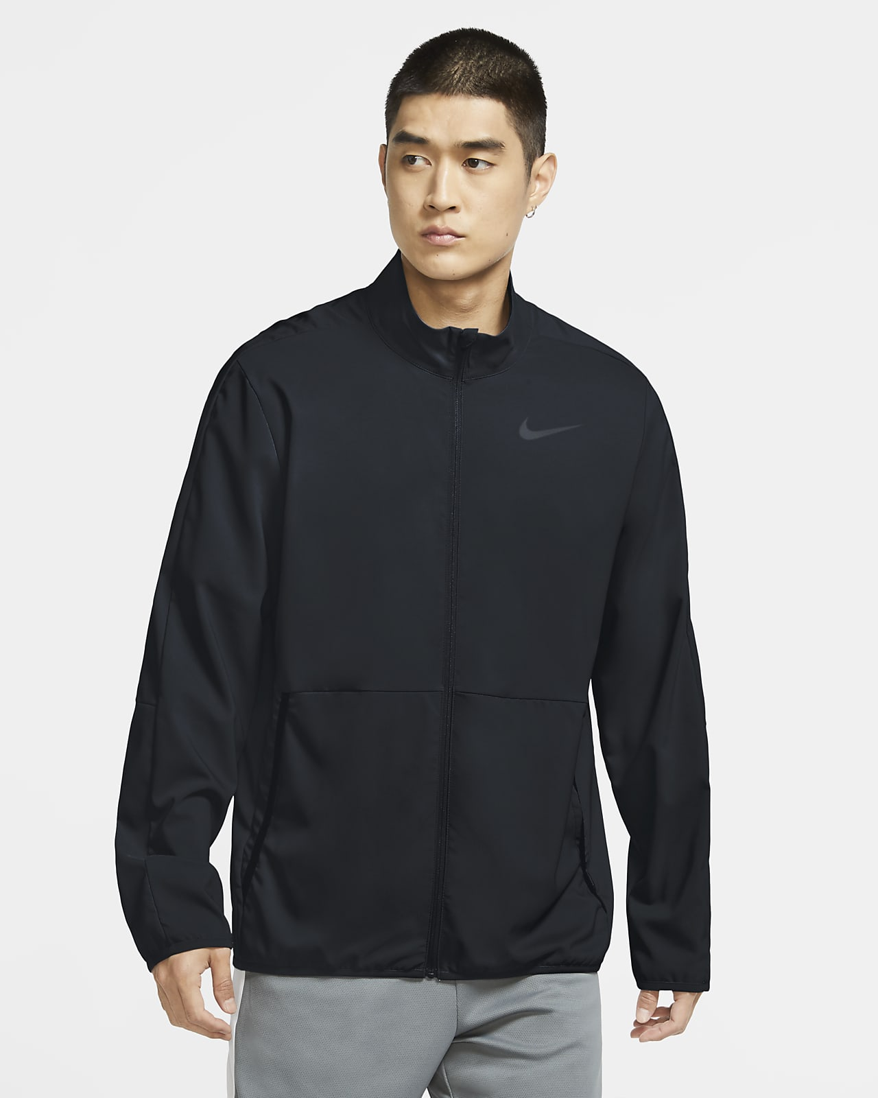 Veste de training tissée Nike Dri-FIT pour Homme