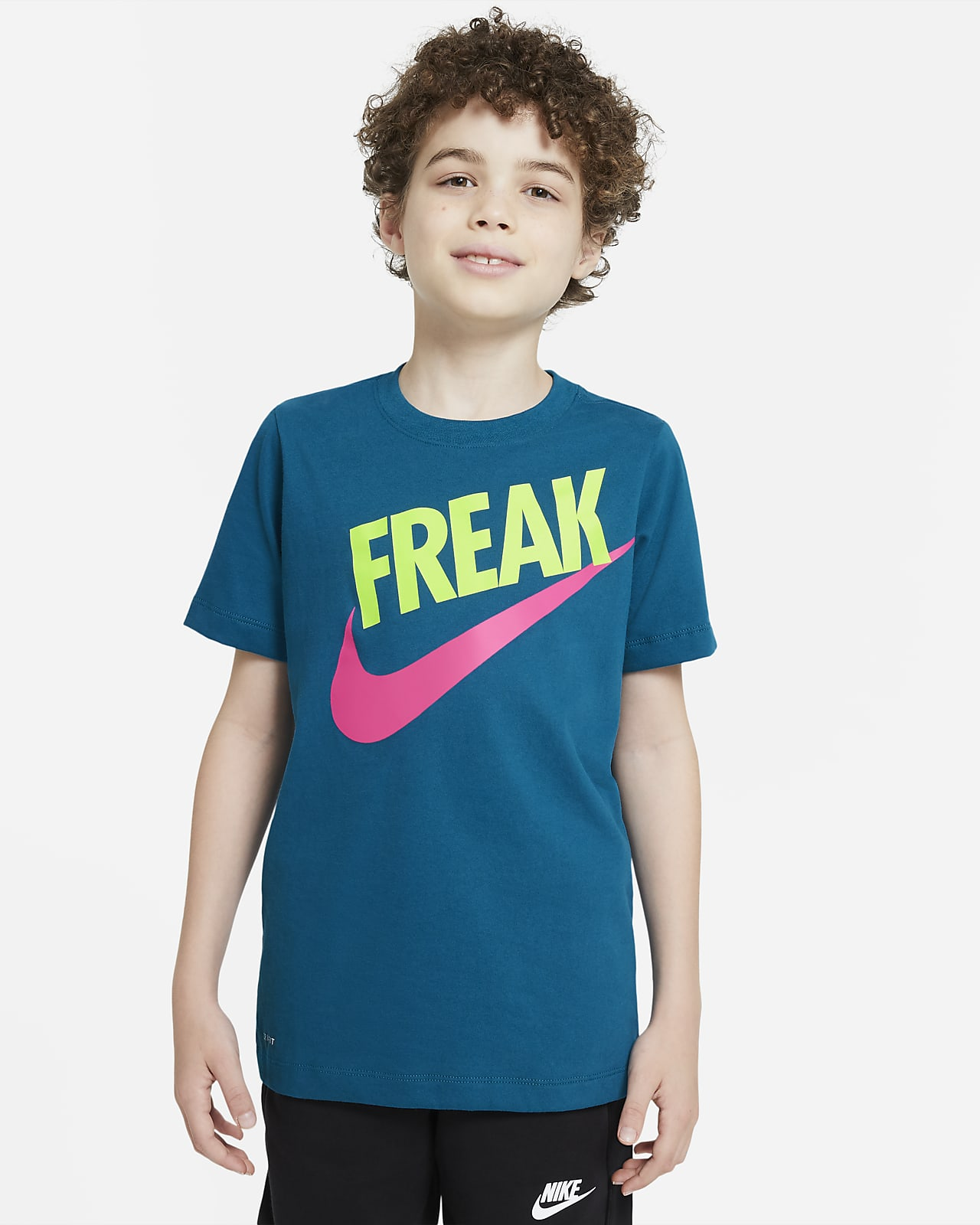 Nike Dri-FIT Giannis Big Kids' (Boys') T-Shirt