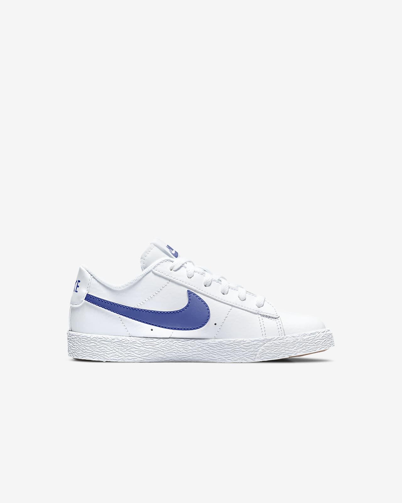Chaussure Nike Blazer Low pour Jeune enfant. Nike FR