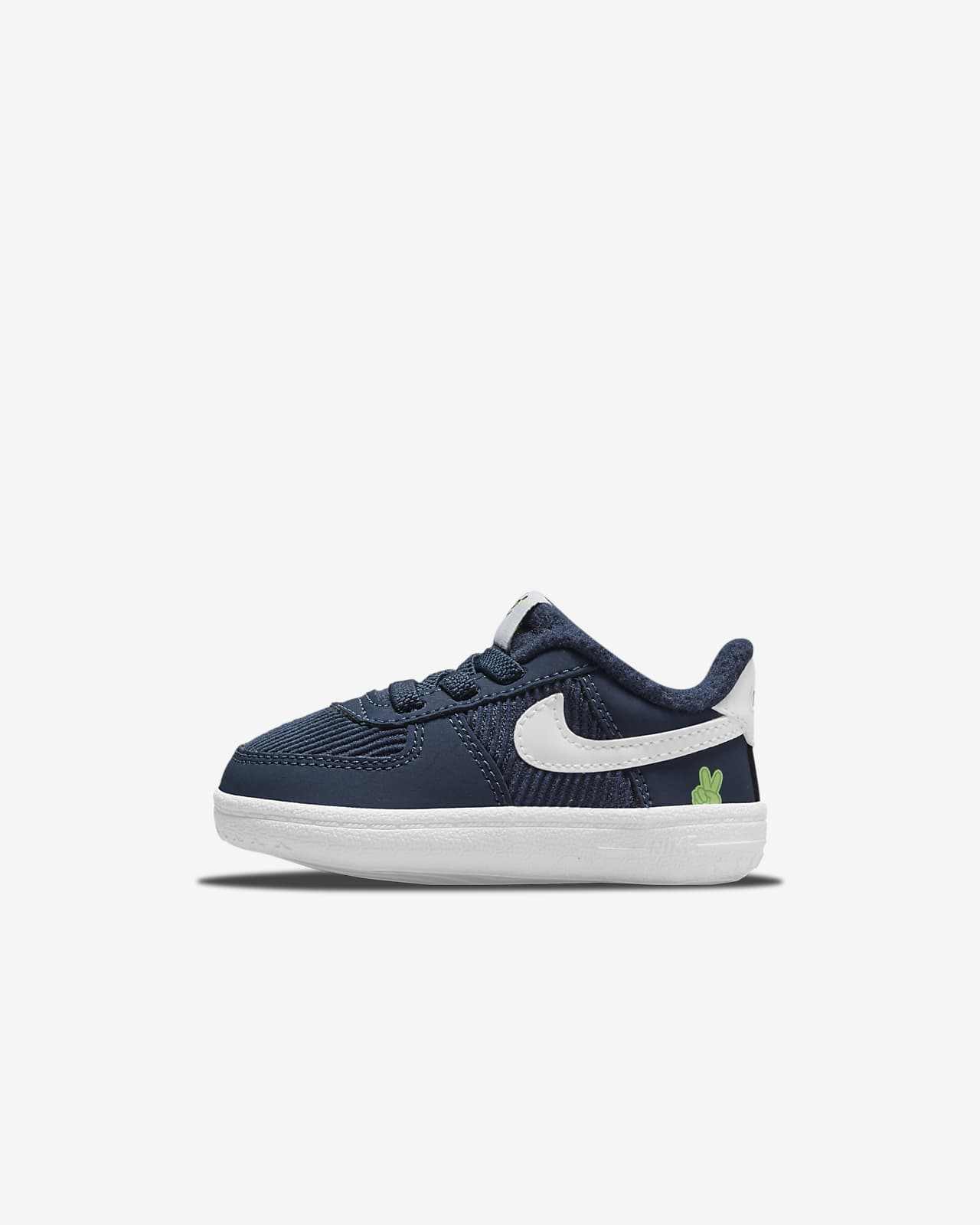 Botas Nike Force 1 SE para bebé