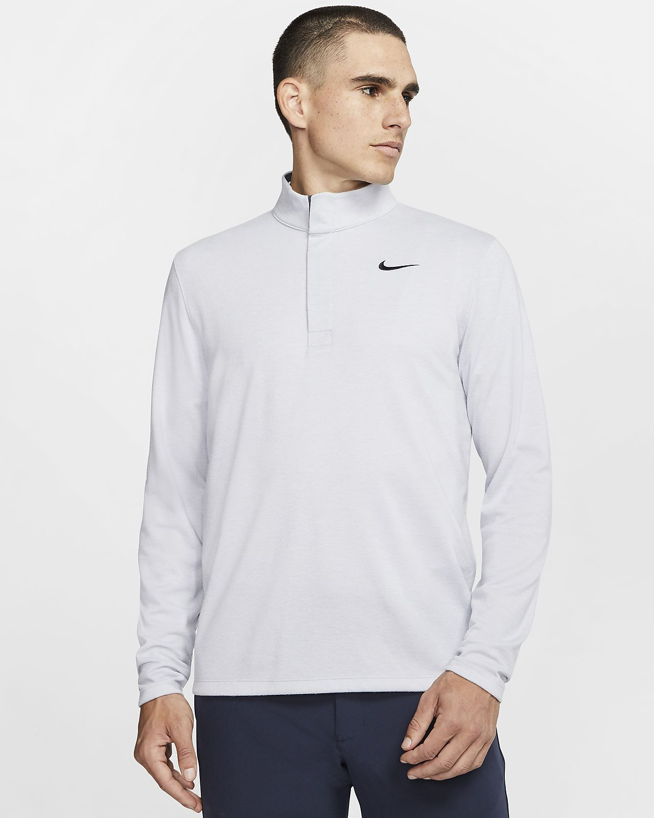 Nike Dri-FIT Victory Men's 1/2-Zip Golf Top